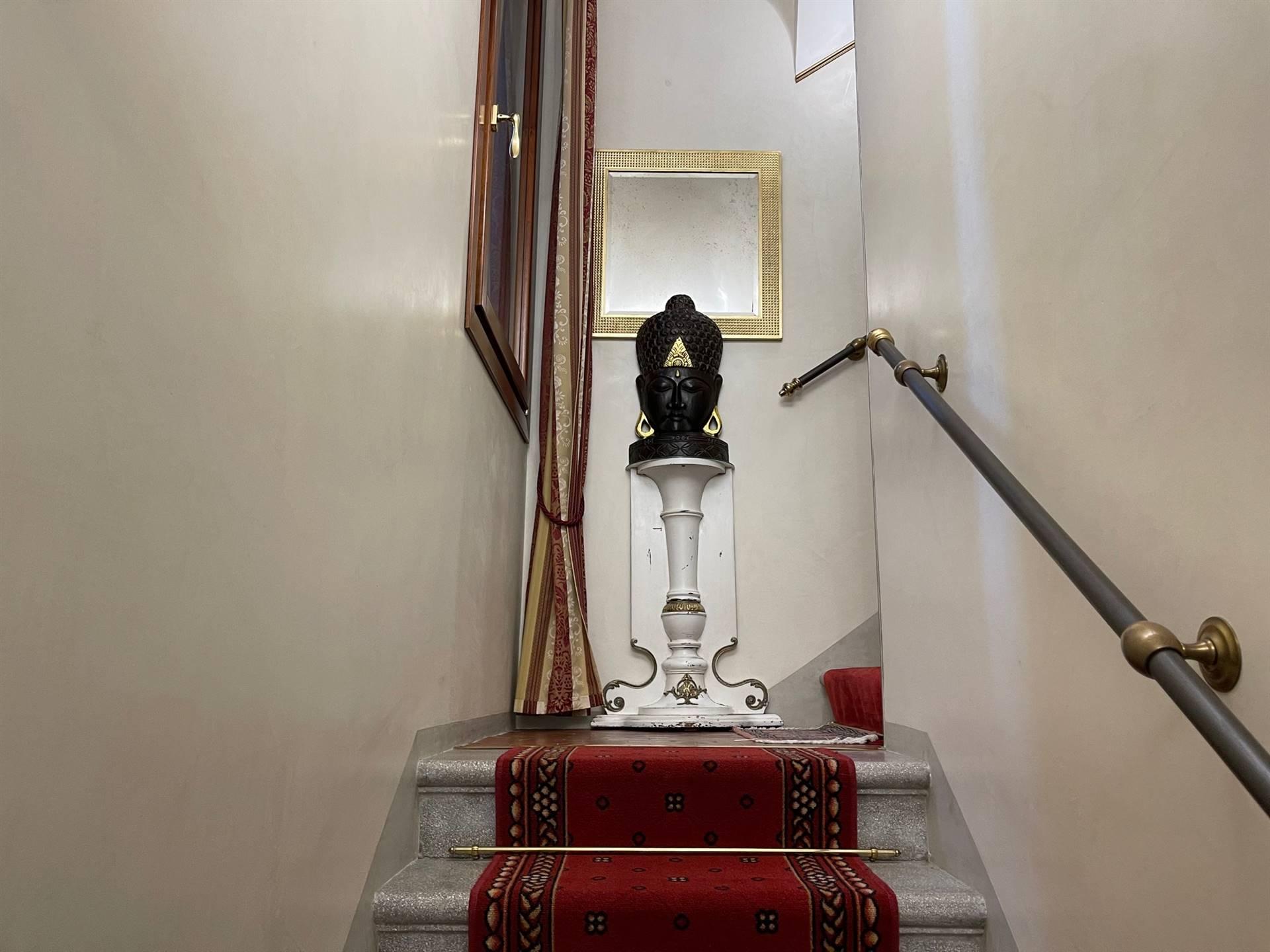 vano scale appartamento Mestre Studio C