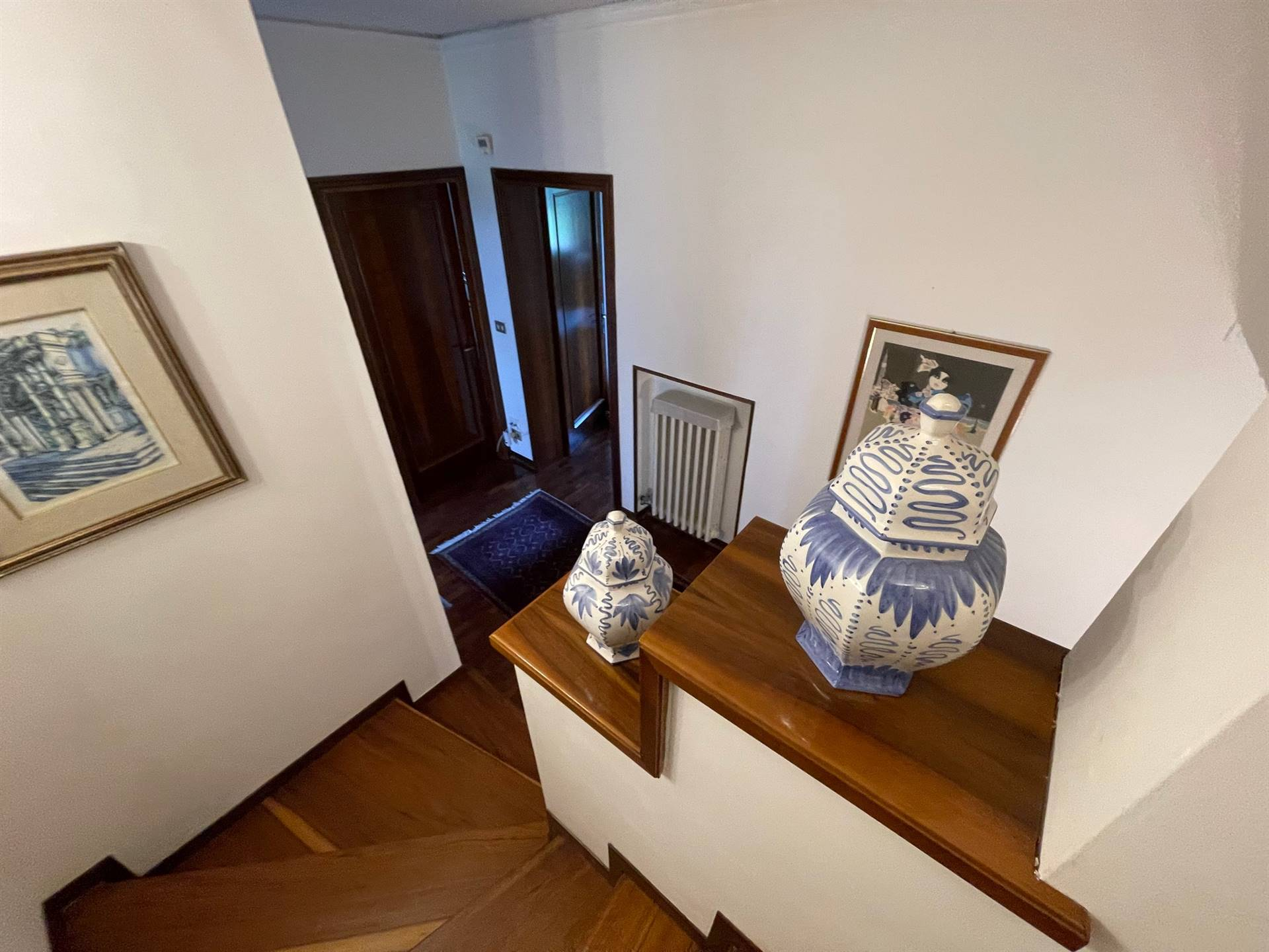 vano scale villa Zelarino euro 550.000