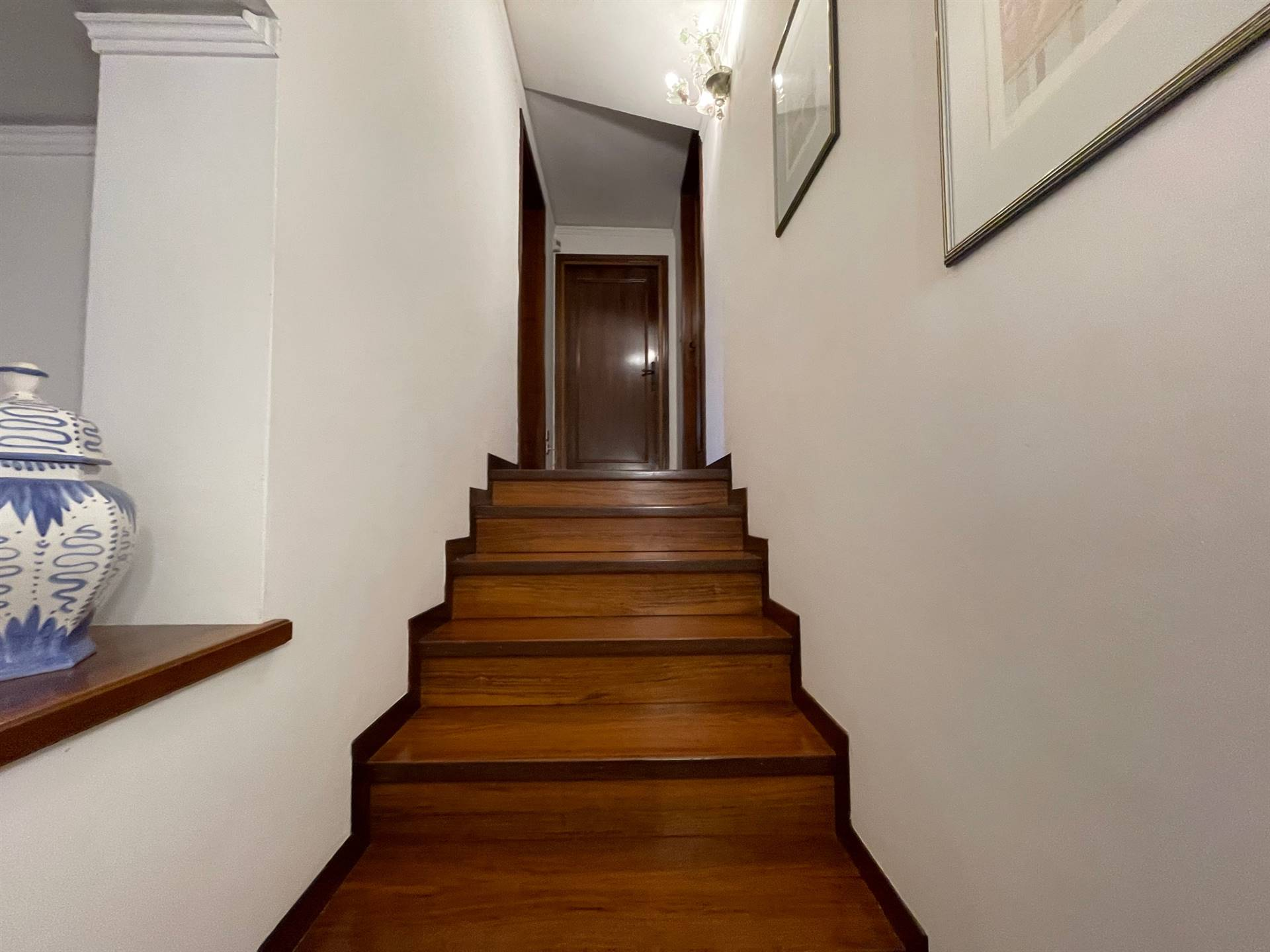scale interne villa vendita Zelarino Mestre