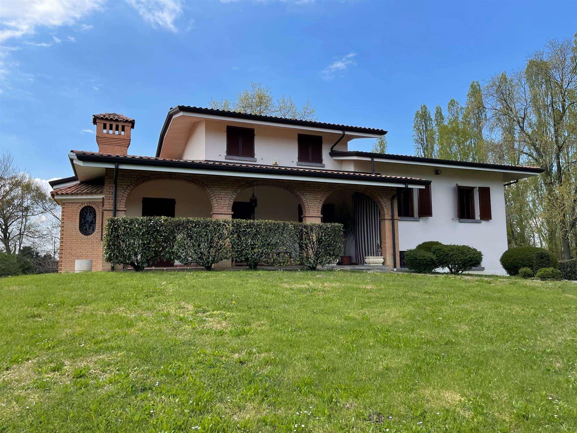 esterno villa singola Zelarino euro 550.000