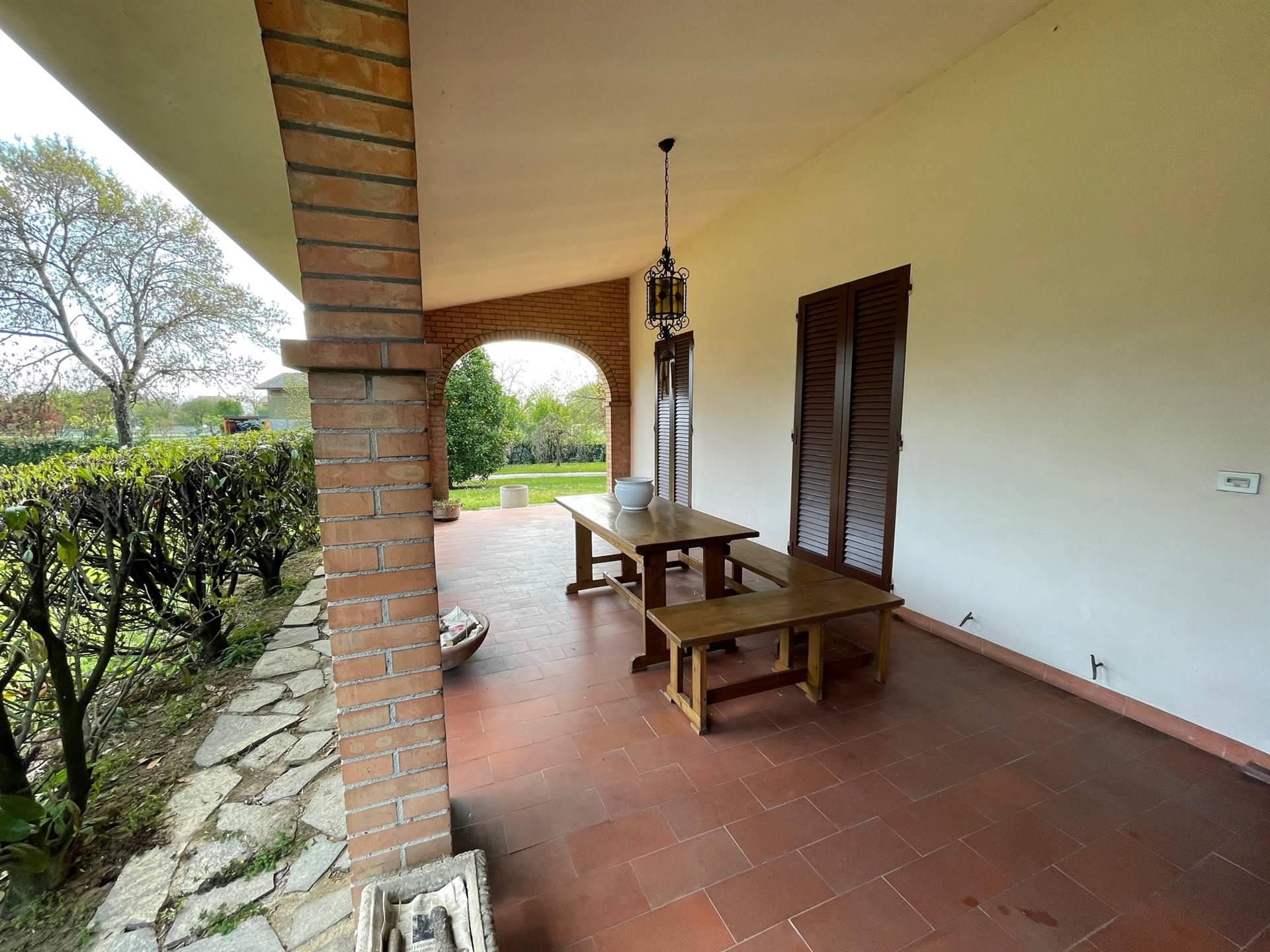 portico villa vendita Mestre Zelarino euro 550.000
