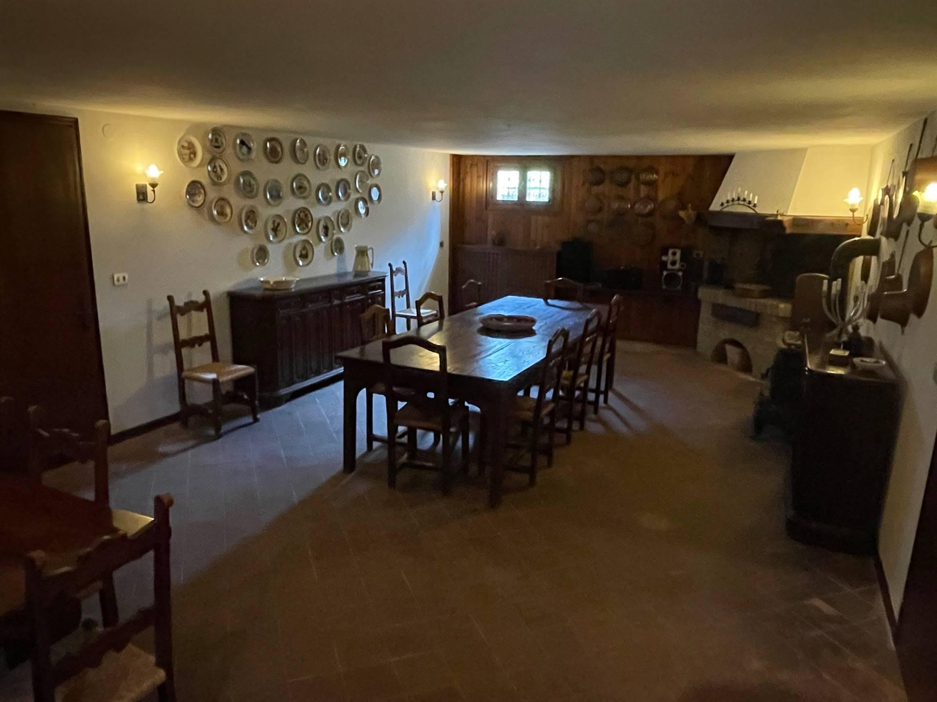 taverna villa per due nuclei famigliari Zelarino