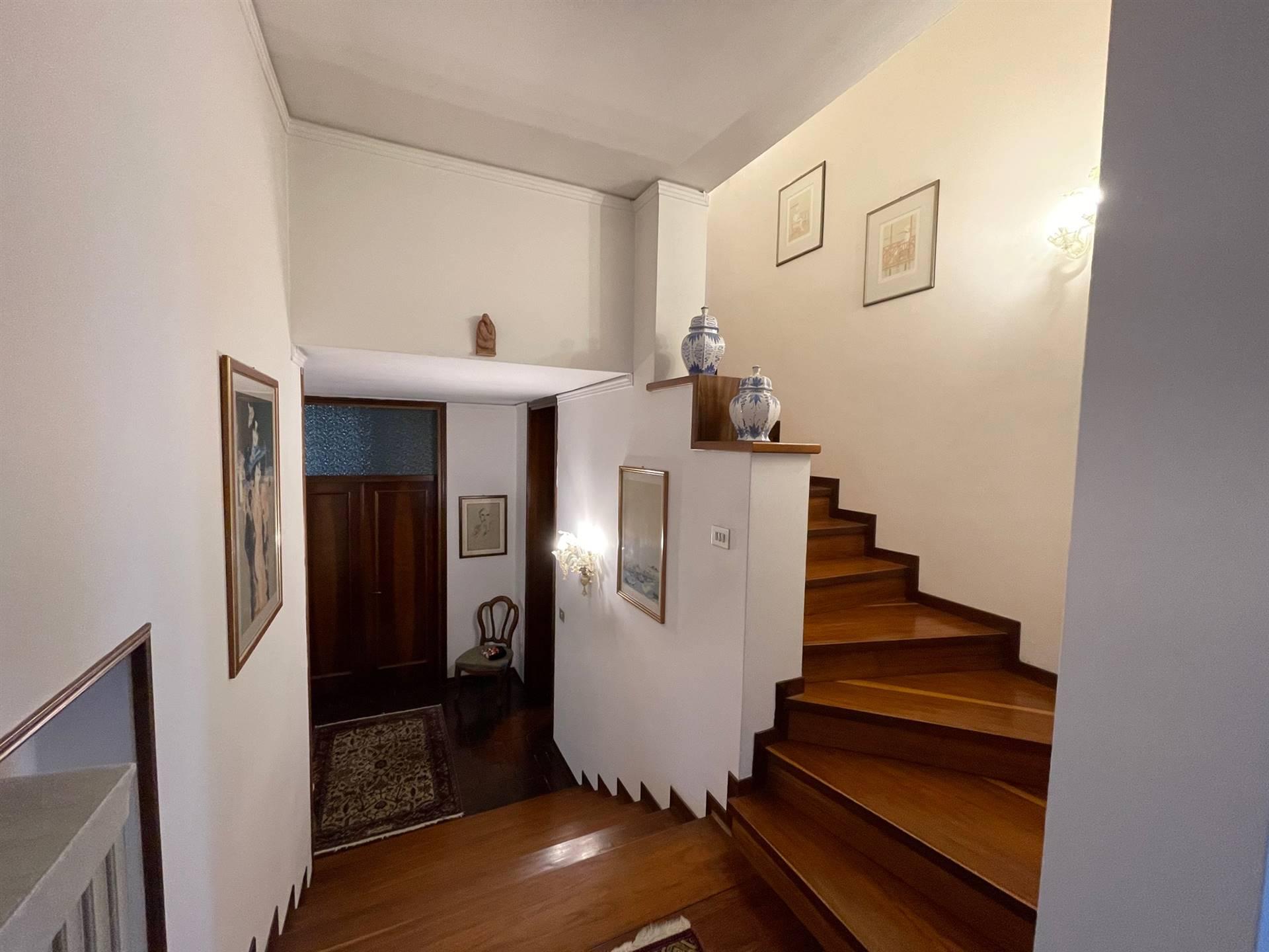 vano scale villa Mestre Zelarino Studio C