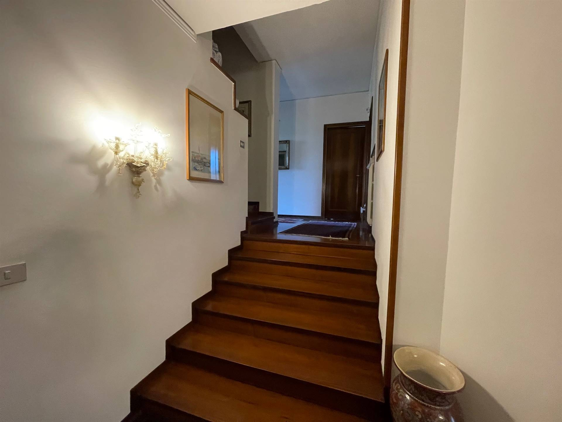 vano scale villa Zelarino Mestre Studio C