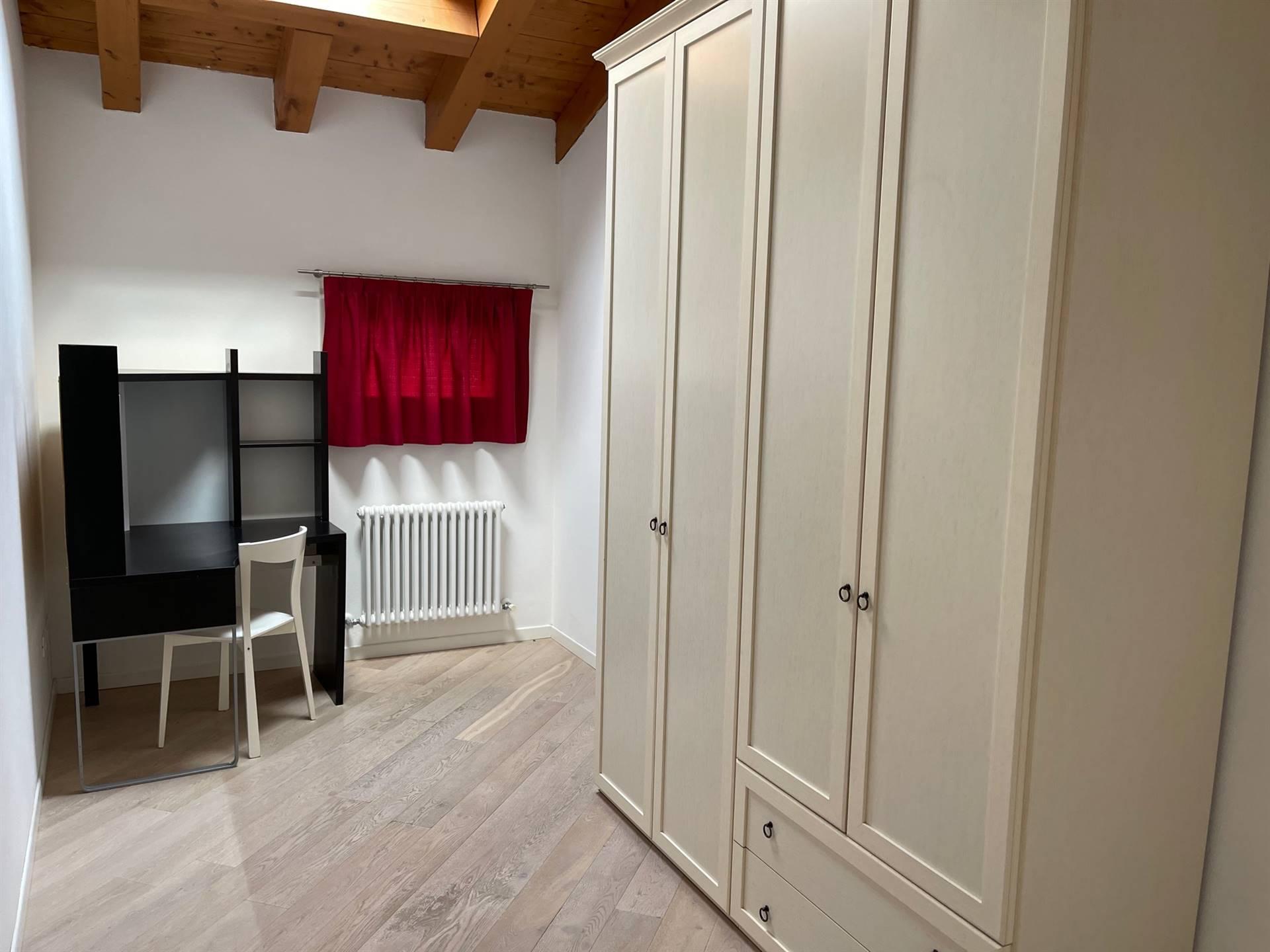 cameretta mansarda Zelarino Studio C