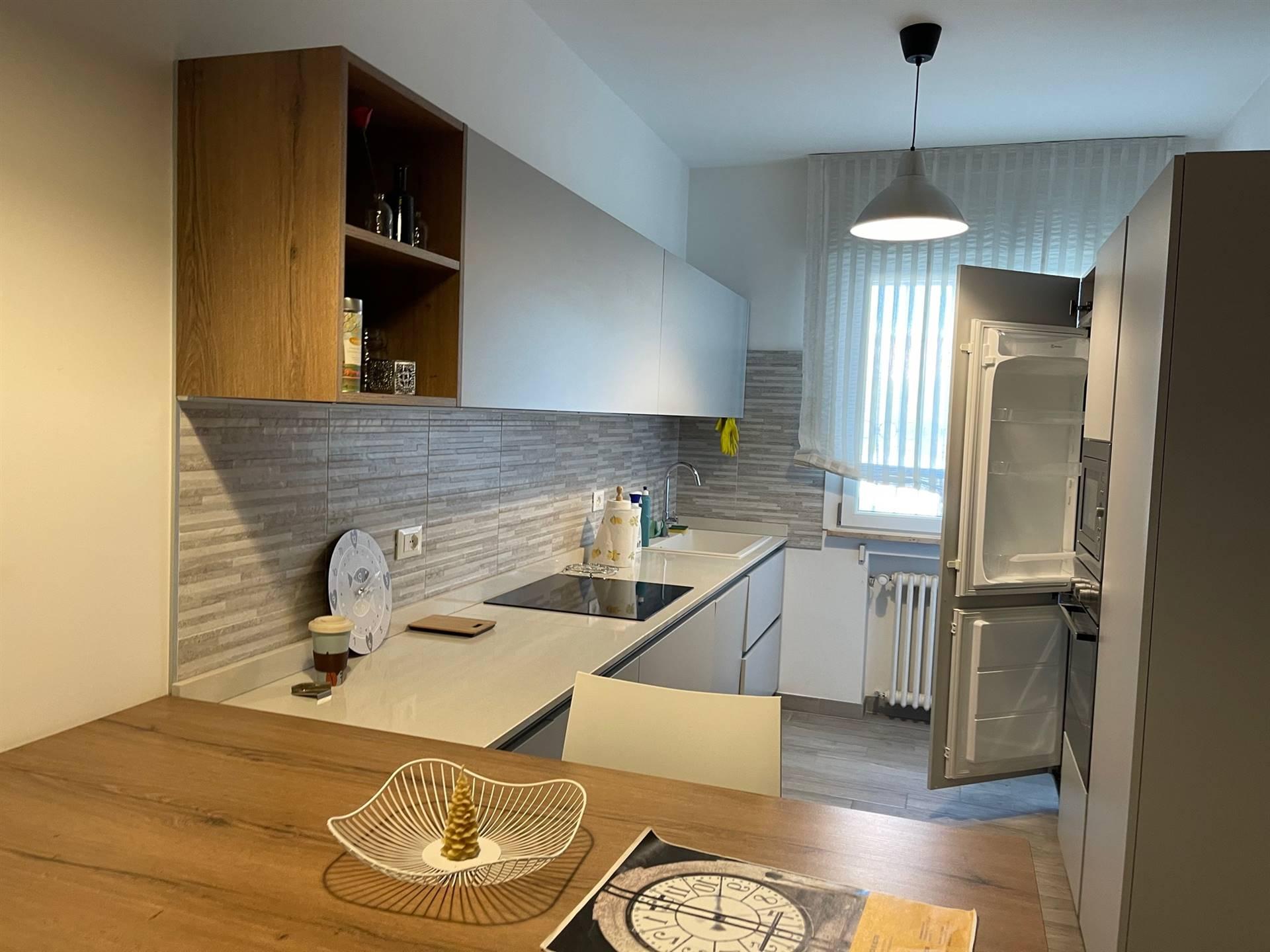 Mestre centro bell'appartamento arredato euro 750
