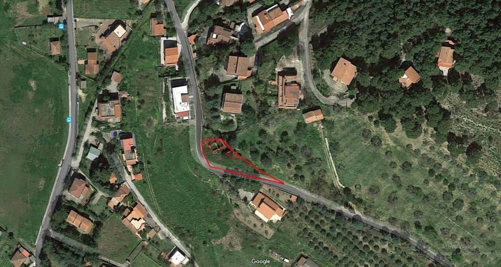 Rustico casale da ristrutturare in zona Case del Conte a Montecorice