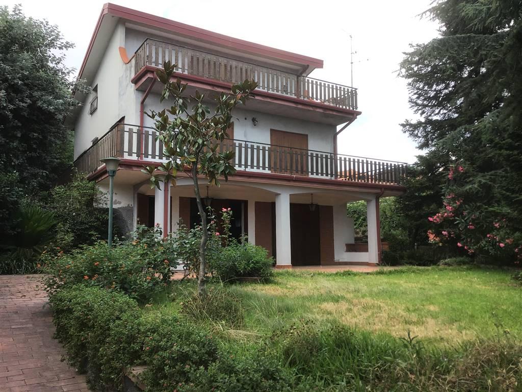 Villa in Via Arcangelo Toscano 9, Trecastagni