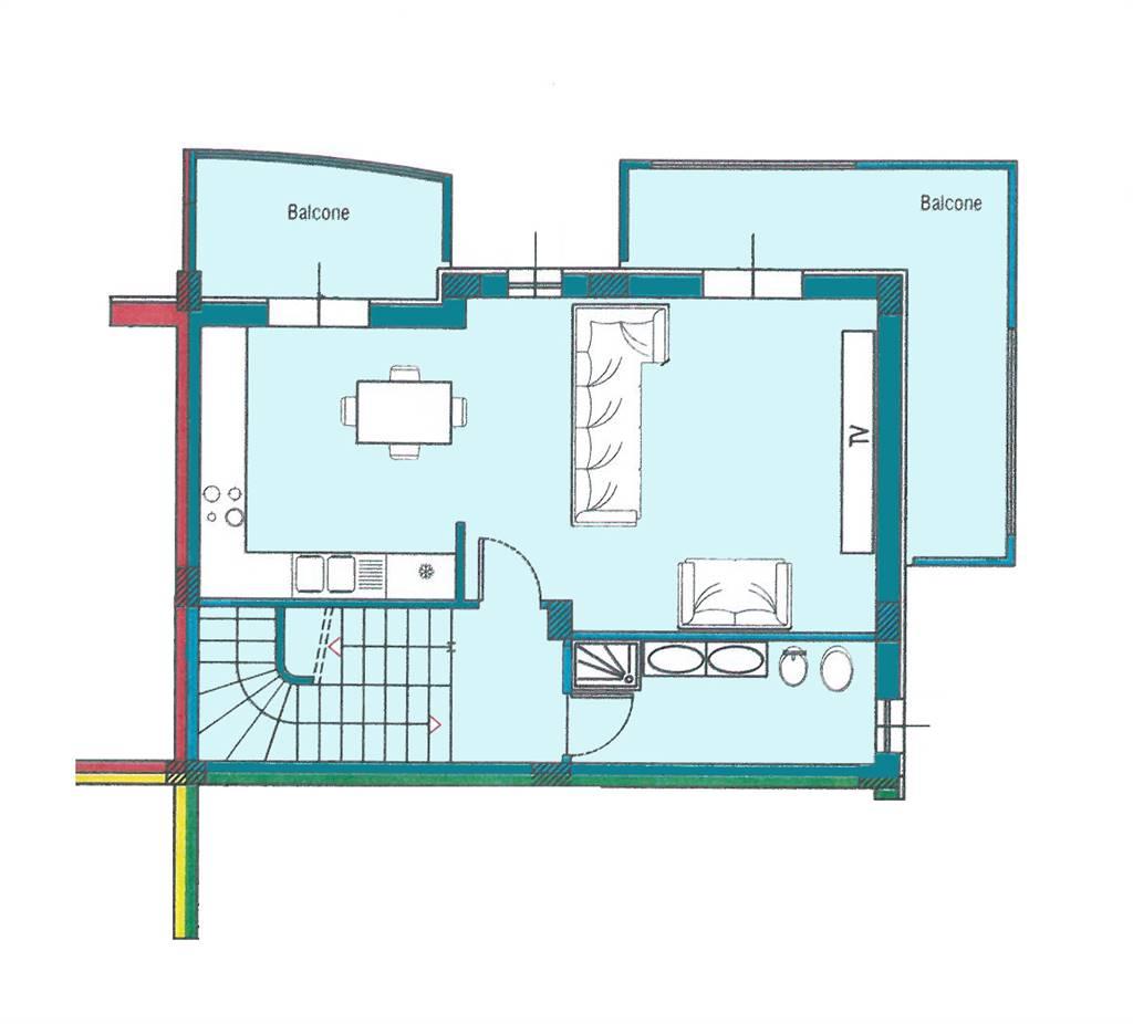 Villa a Schiera in vendita a San Mauro Pascoli, 5 locali, prezzo € 349.000 | CambioCasa.it