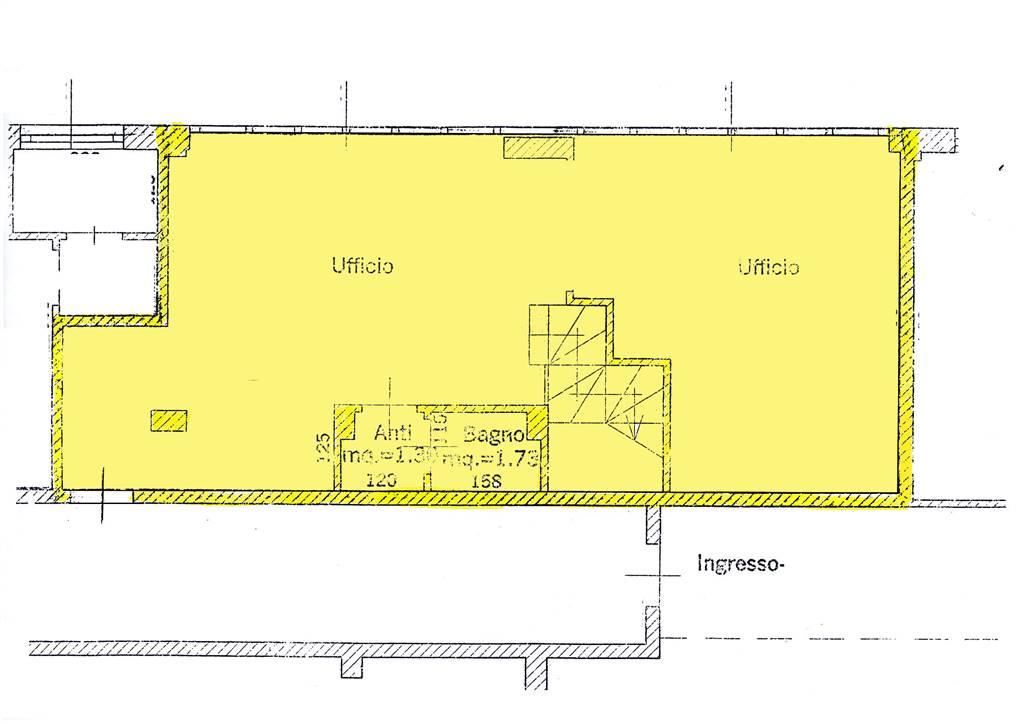 Ufficio / Studio in vendita a Savignano sul Rubicone, 2 locali, zona Zona: Valle Ferrovia, prezzo € 120.000 | CambioCasa.it