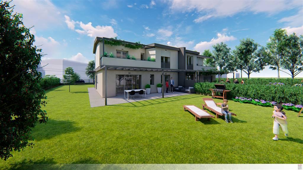 Soluzione Indipendente in vendita a Savignano sul Rubicone, 6 locali, zona Zona: Valle Ferrovia, prezzo € 414.000 | CambioCasa.it