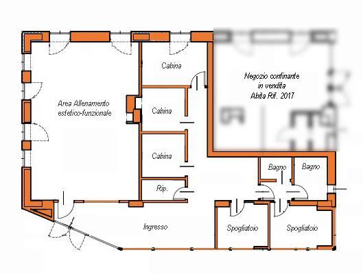 Negozio / Locale in vendita a Savignano sul Rubicone, 2 locali, zona Zona: aree urbane: Centro storico, prezzo € 330.000 | CambioCasa.it