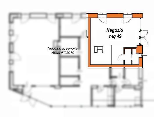 Negozio / Locale in vendita a Savignano sul Rubicone, 1 locali, zona Zona: aree urbane: Centro storico, prezzo € 85.000 | CambioCasa.it