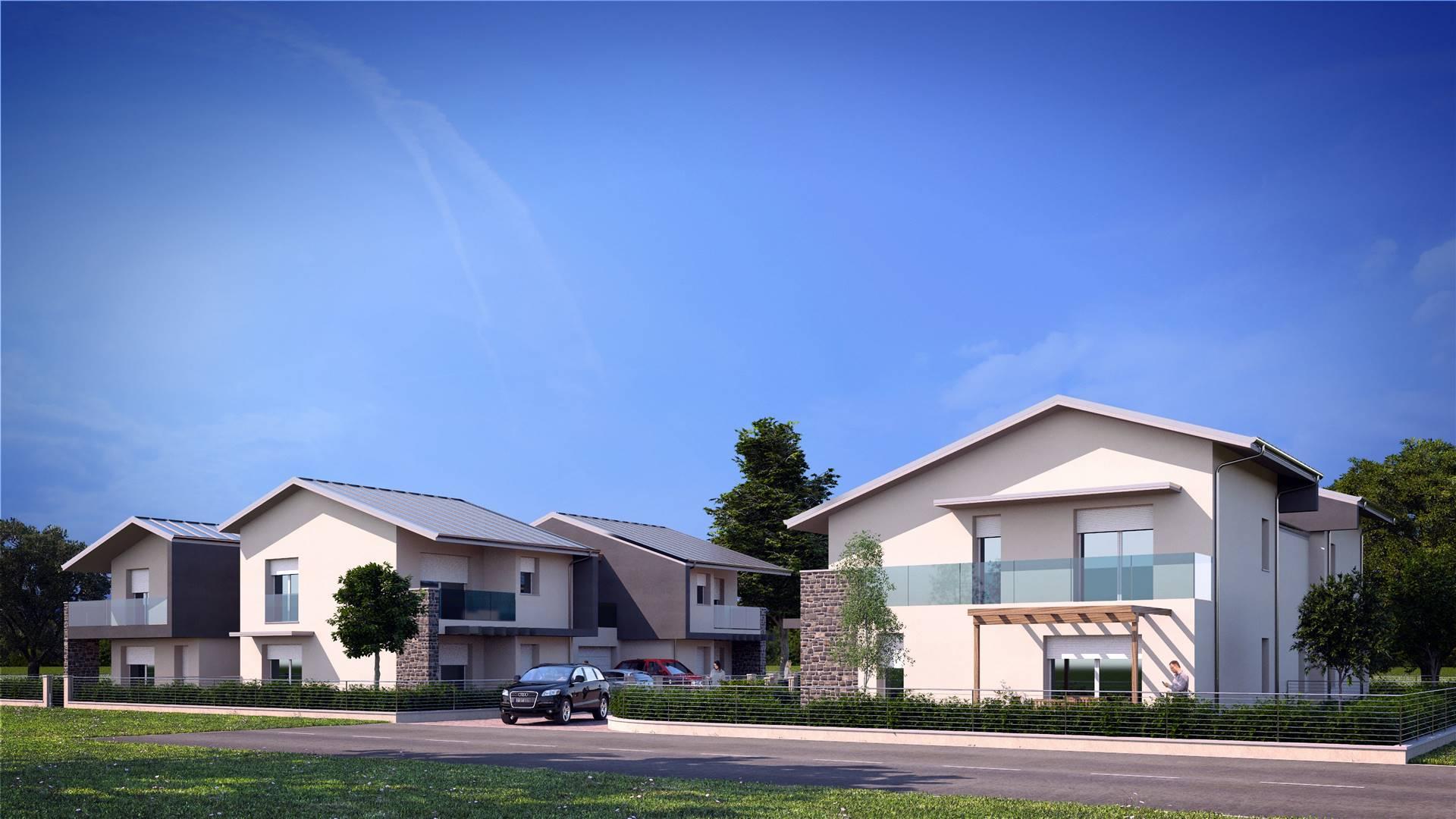 Villa a Schiera in vendita a Gatteo, 5 locali, zona Zona: Fiumicino, prezzo € 355.000 | CambioCasa.it