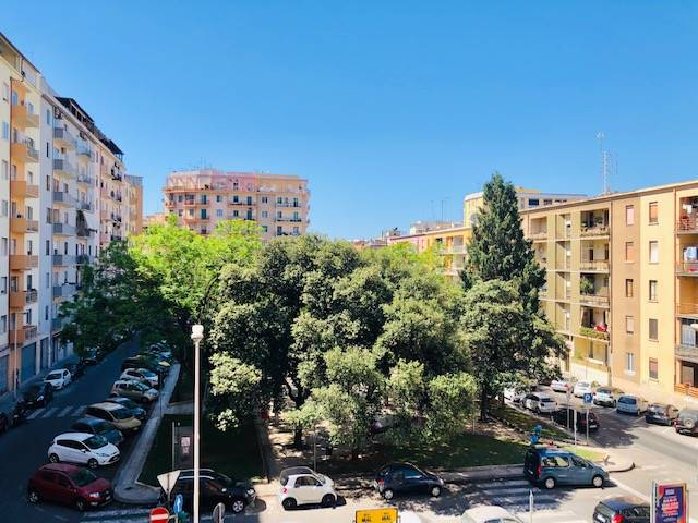 Quadrilocale, San Benedetto, Cagliari, abitabile