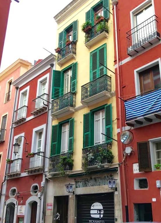 Trilocale, Villanova, Cagliari