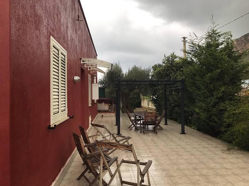 Villa in C.da Paternella Snc, Terrasini