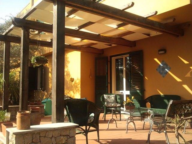 Bifamiliare in Via Roccavoli, Terrasini