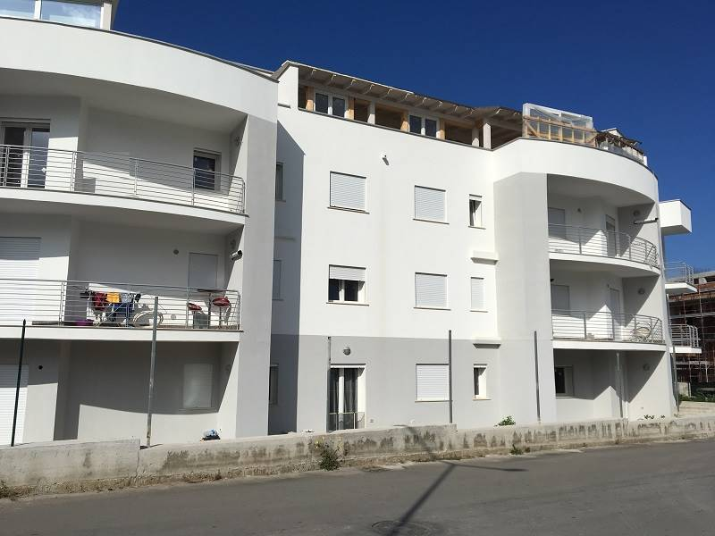 Quadrilocale in Via Calarossa, Terrasini