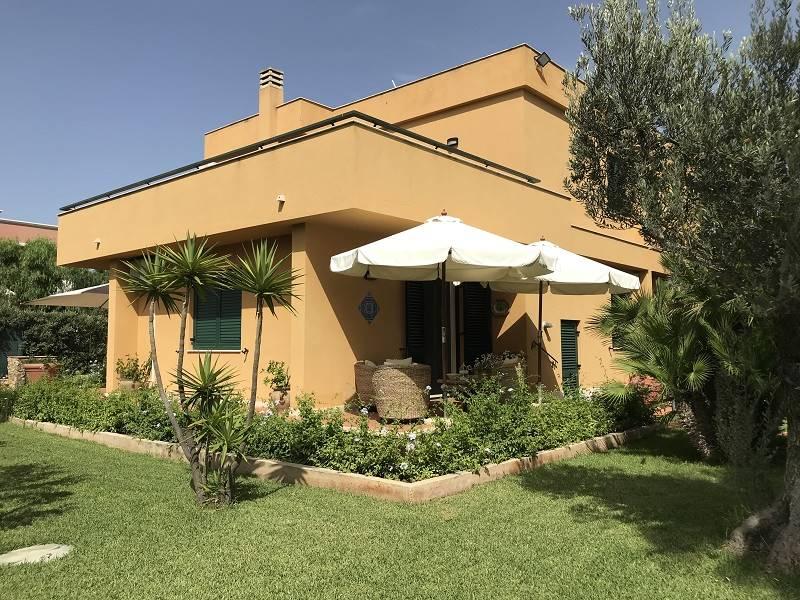 Bifamiliare in Via Roccavoli 7, Terrasini