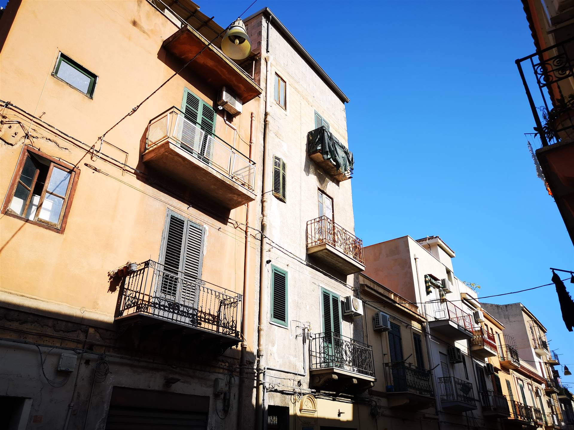 ORETO NUOVA - ORSA MINORE, PALERMO, Apartment for sale of 50 Sq. mt., Be restored, Energetic class: G, Epi: 137,8 kwh/m2 year, placed at 3°, composed