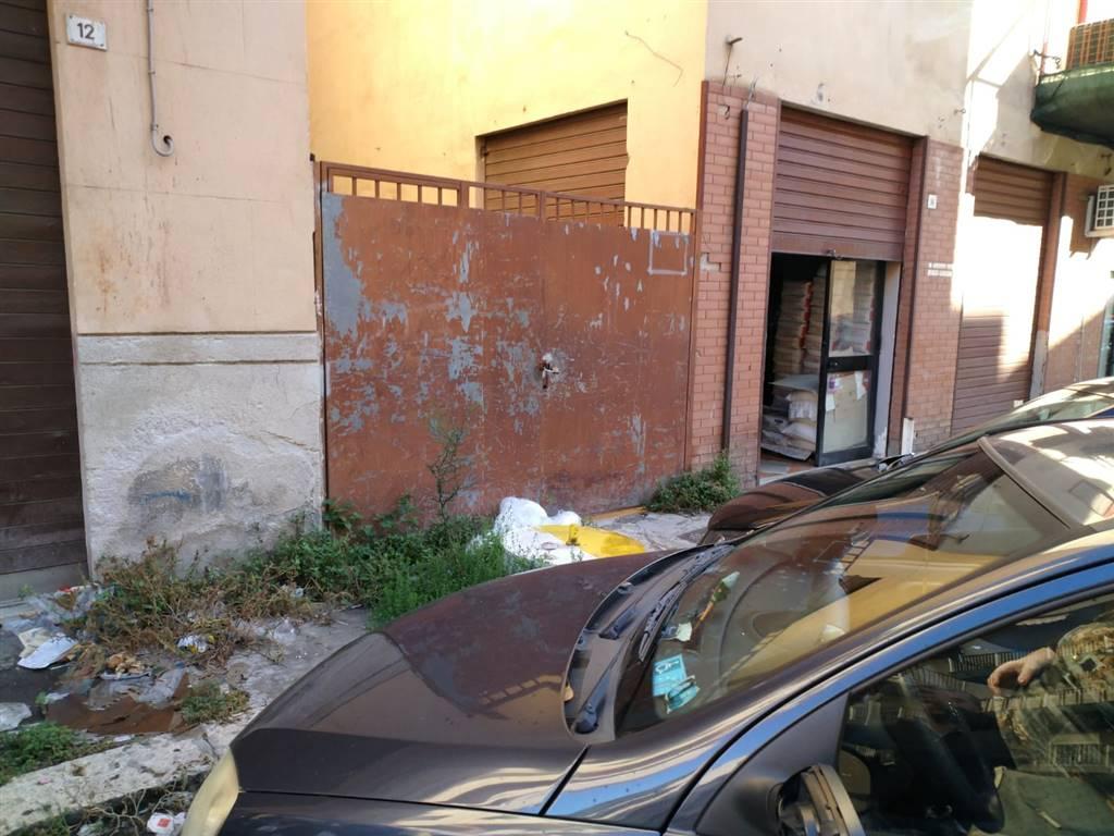 Magazzino in Via Antonello Da Messina, Palermo