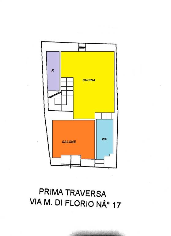 Appartamento in vendita a Cava de' Tirreni, 3 locali, prezzo € 39.000 | CambioCasa.it