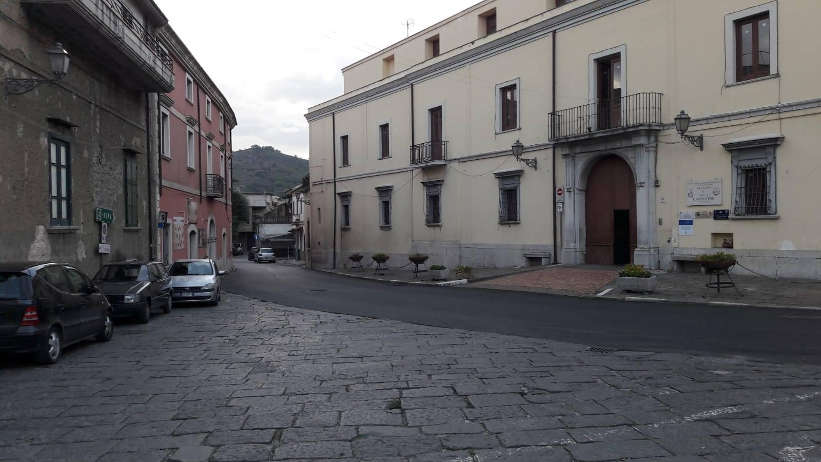 Soluzione Semindipendente in vendita a Castel San Giorgio, 6 locali, zona Zona: Lanzara, prezzo € 125.000 | CambioCasa.it
