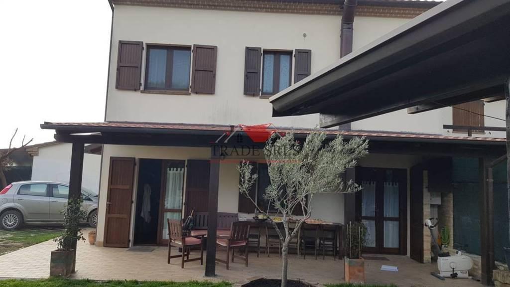 Villa a schiera, Gallignano, Ancona, in ottime condizioni