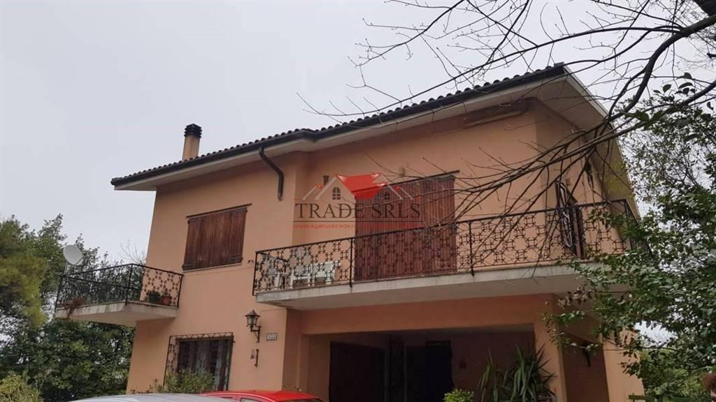 Villa, Pinocchio, Ancona, abitabile