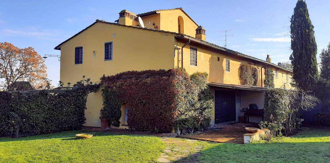 CHIESANUOVA, SAN CASCIANO IN VAL DI PESA, Semi detached house for sale of 250 Sq. mt., Good condition, Heating Individual heating system, Energetic