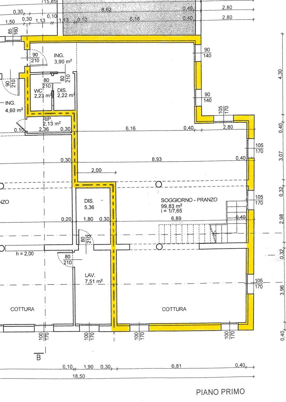 Appartamento in vendita a Mirano, 8 locali, prezzo € 788.000 | CambioCasa.it