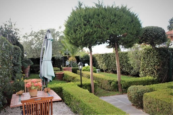 giardino ingresso