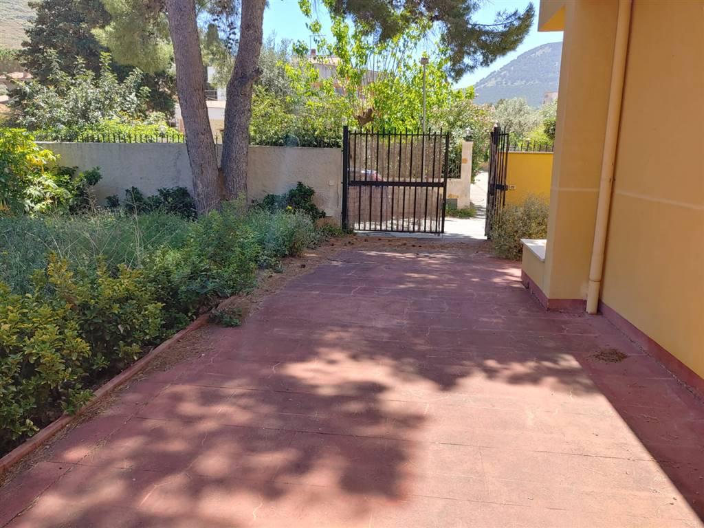 Villa, Sferracavallo, Palermo, in ottime condizioni