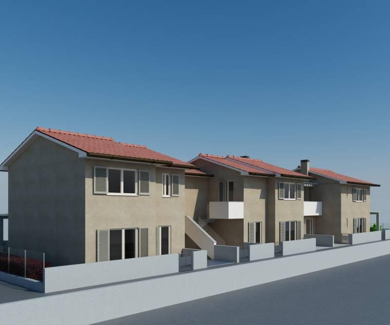 FERRUCCIA, AGLIANA, Appartamento in vendita di 90 Mq, Abitabile, Classe energetica: A, Epi: 0 kwh/m2 anno, posto al piano 1° su 1, composto da: 3 Vani, 2 Camere, 1 Bagno, Posto auto, Terrazza,