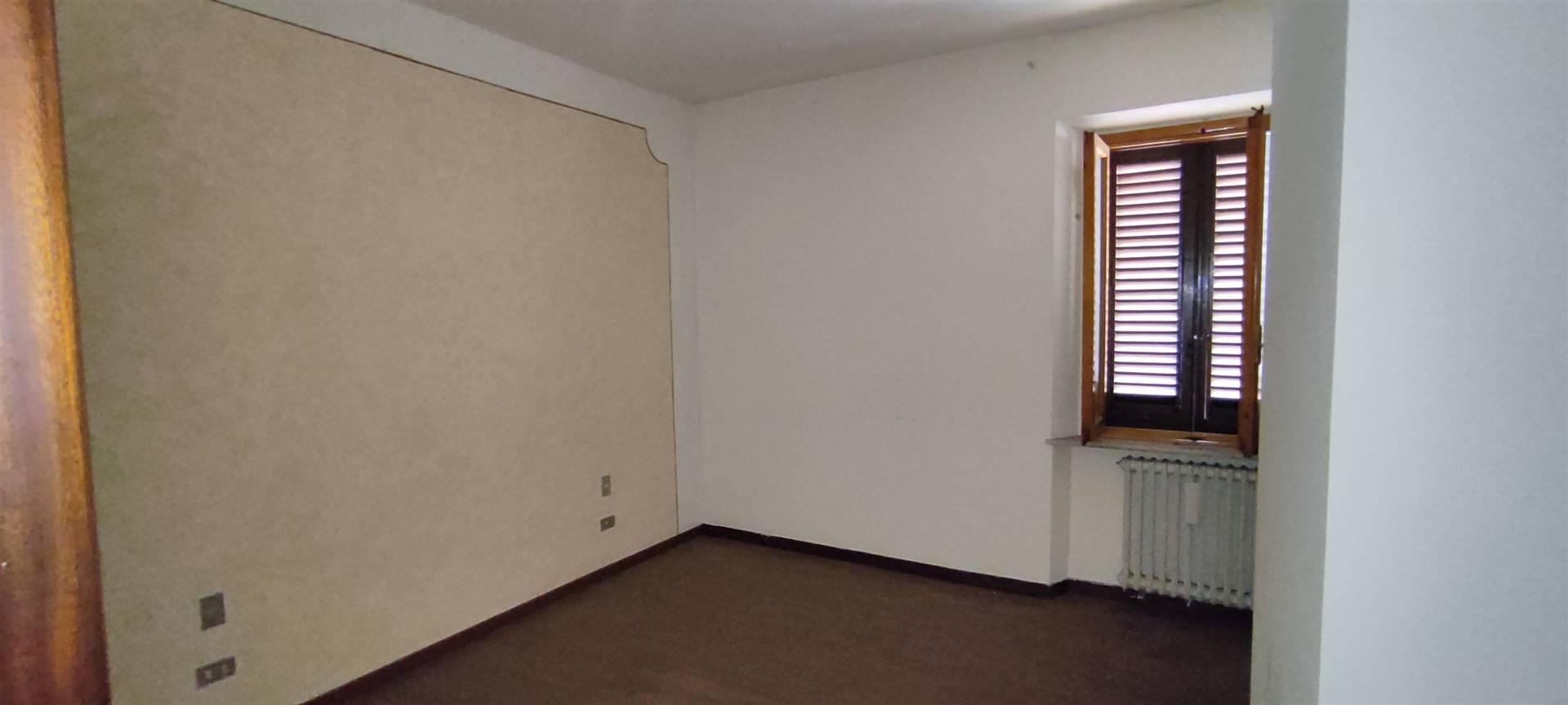 La camera del primo piano