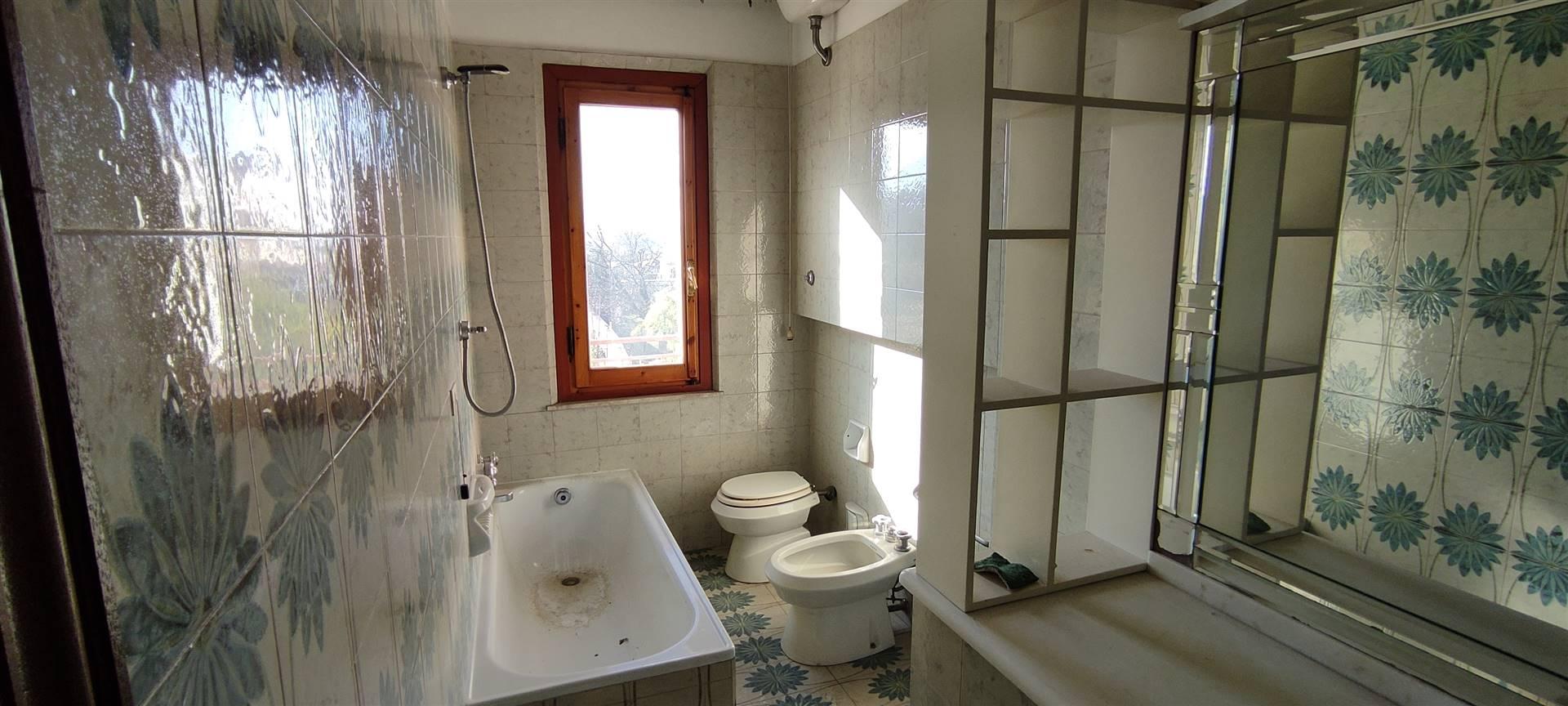 Il bagno del primo piano