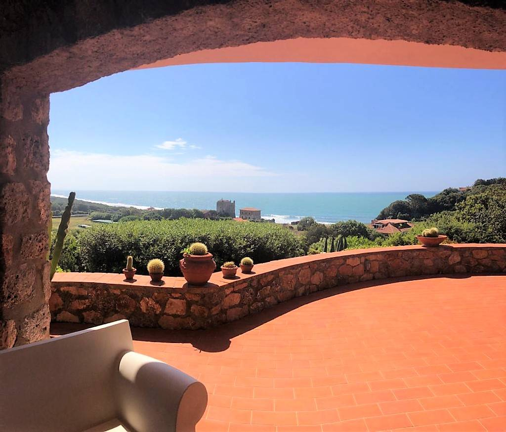 Villa in affitto a Orbetello, 8 locali, zona Zona: Ansedonia, prezzo € 12.000 | CambioCasa.it
