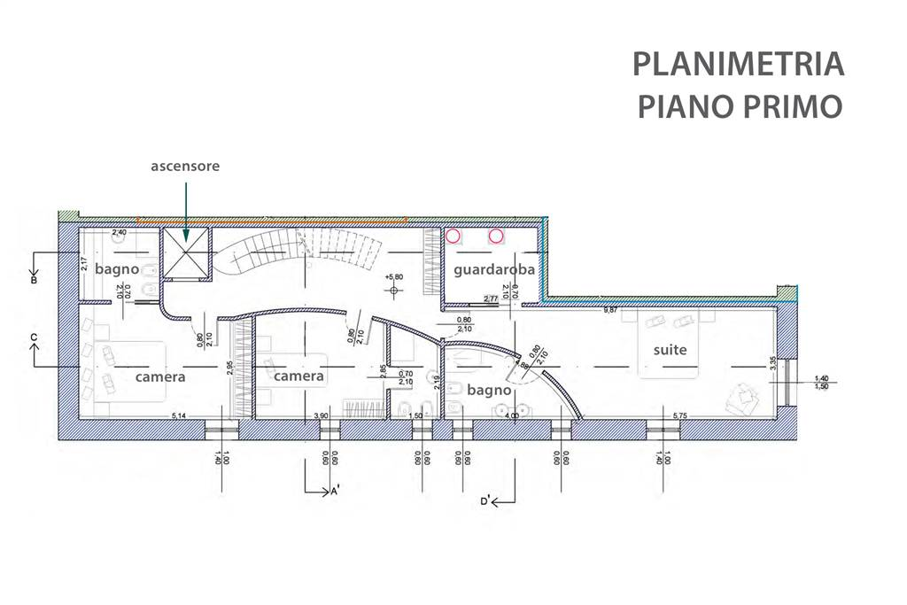 7013-planimetria-piano-primo