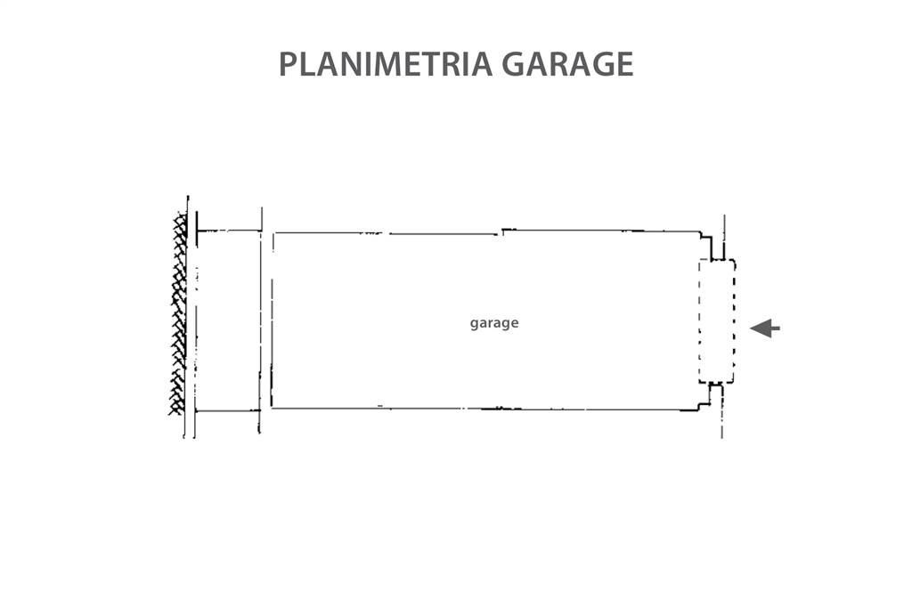 Planimetria garage
