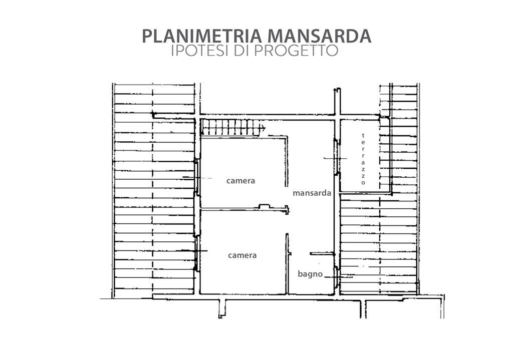 Planimetria - progetto
