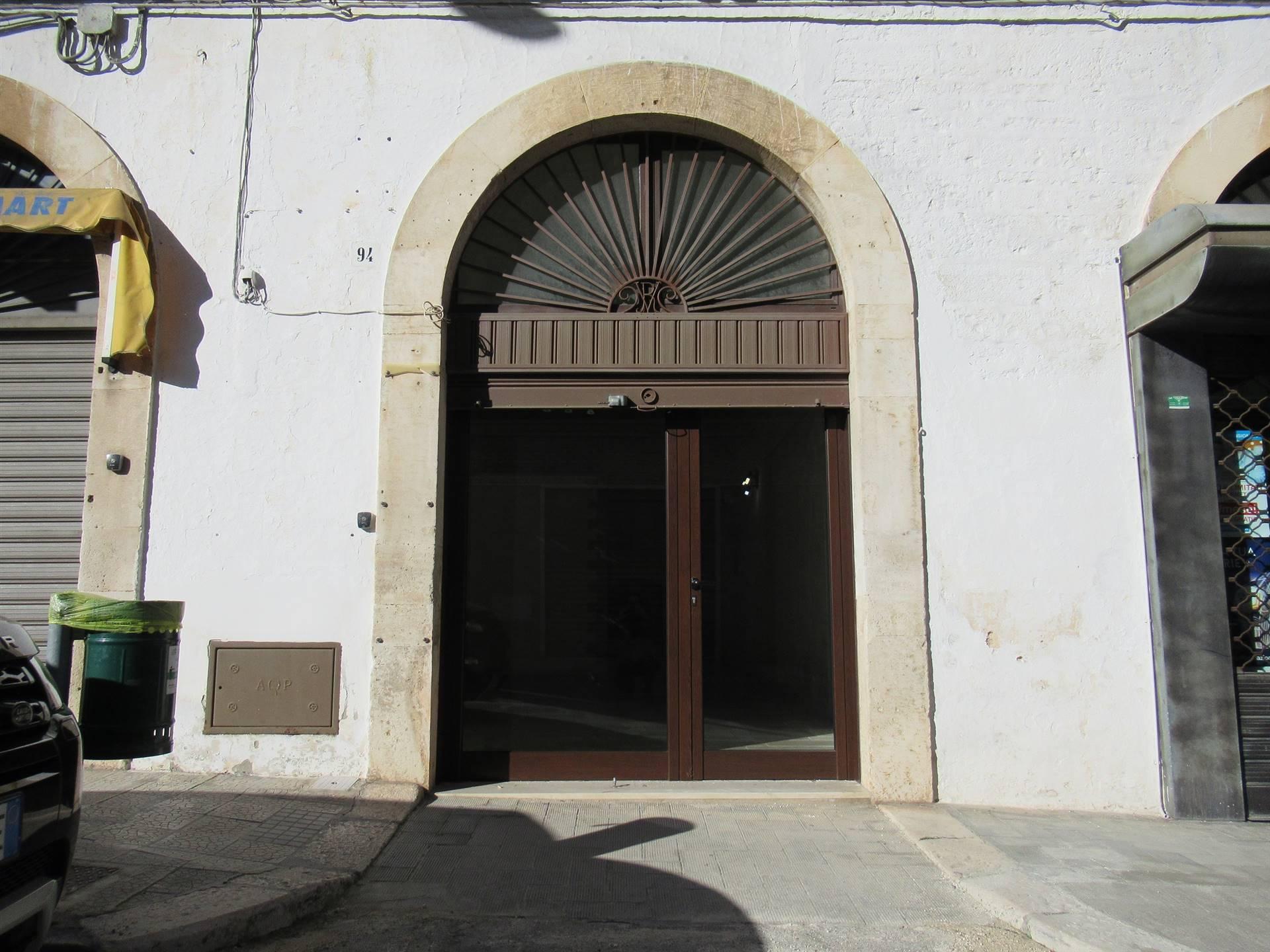 Negozio / Locale a Alberobello in Affitto