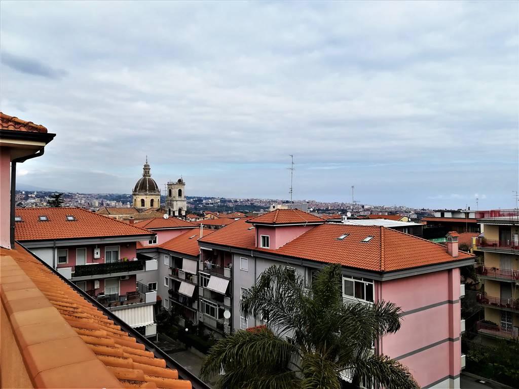 Mansarda in Via Leonardo Sciascia, Aci Catena