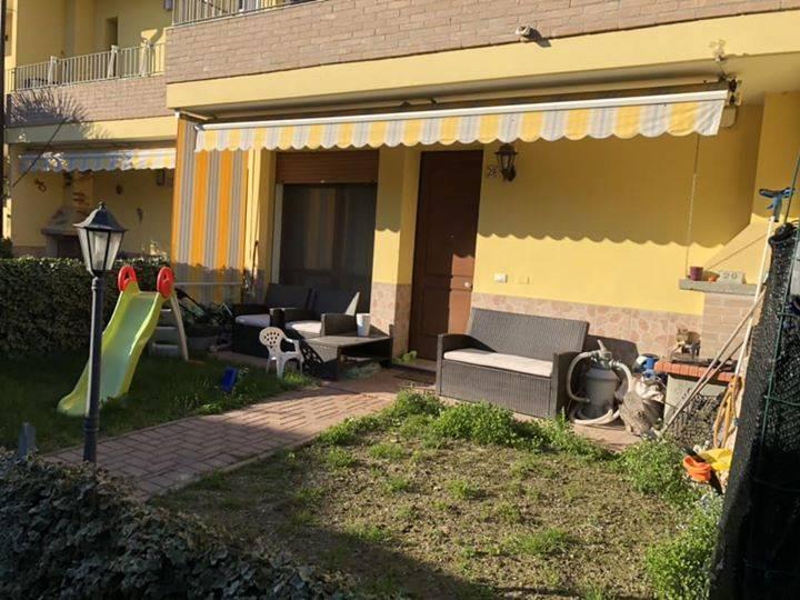 Villa a schiera, Conche, Codevigo, in ottime condizioni