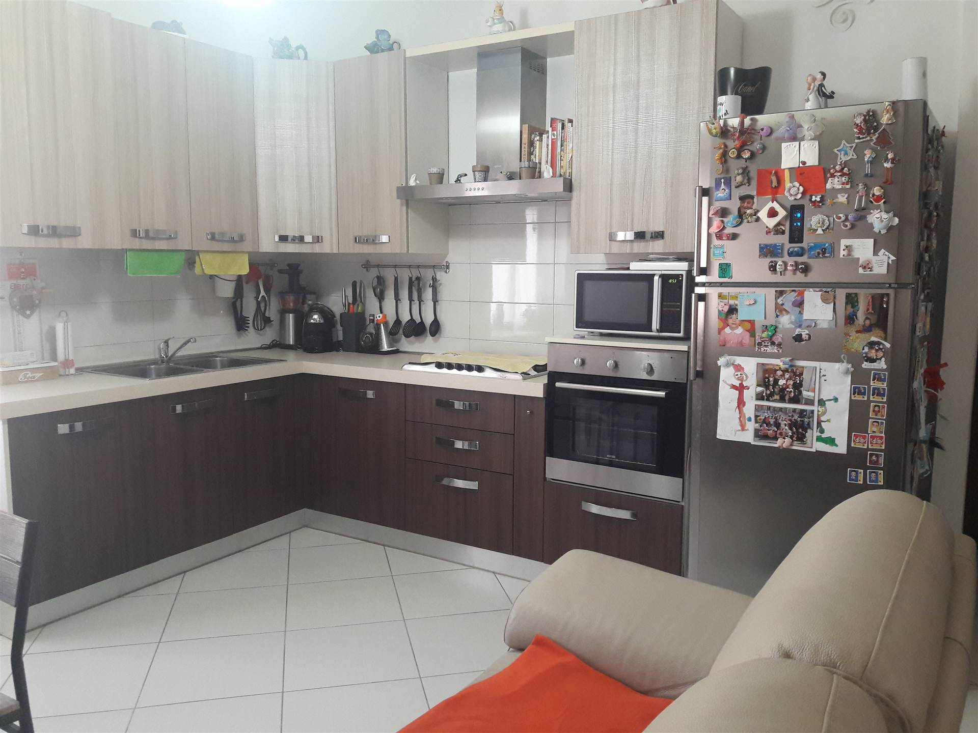 BORGO SAN GIOVANNI, CHIOGGIA, Apartment for sale of 50 Sq. mt., Restored, Heating Individual heating system, Energetic class: G, placed at 6° on 6,