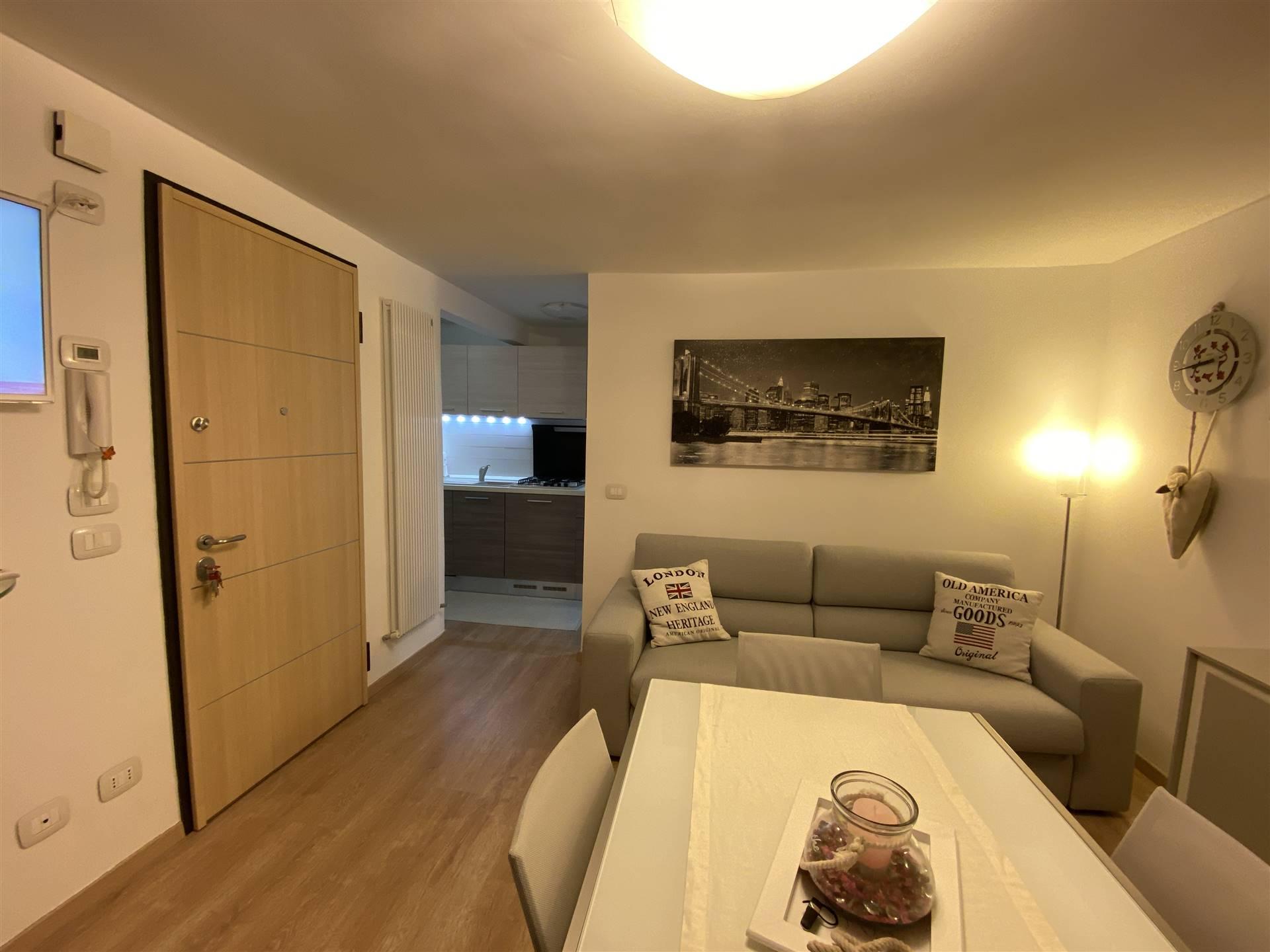 Rif. B257 Chioggia Centro: Vendesi appartamento trilocale di circa 65 mq, in zona Vigo, completamente ristrutturato. Composto da soggiorno-cucina,