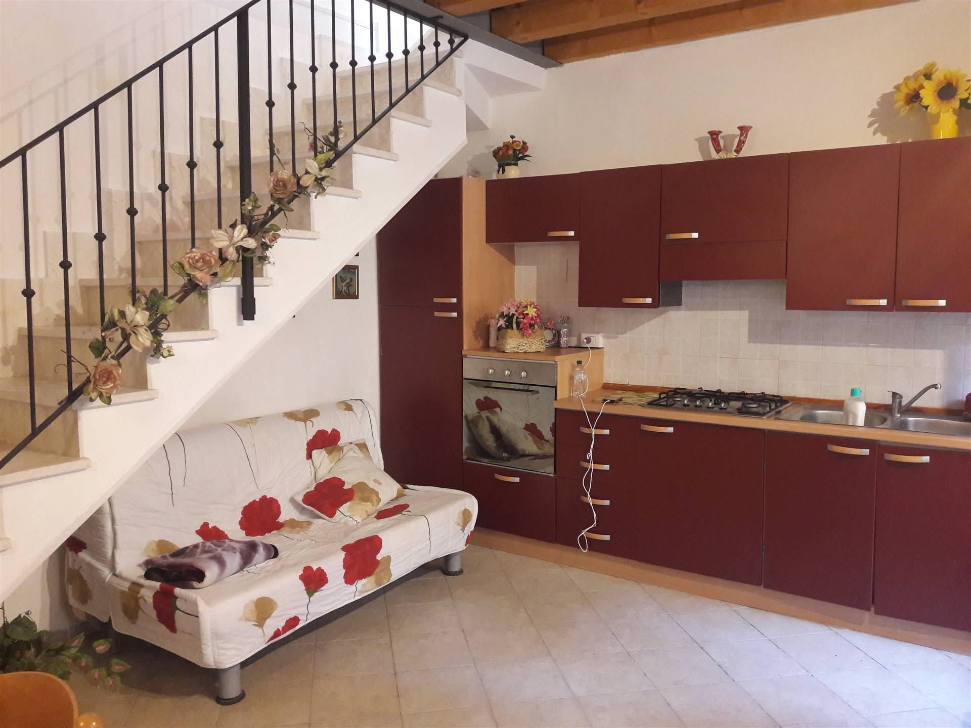 SOTTOMARINA, CHIOGGIA, Apartment for sale of 50 Sq. mt., Restored, Heating Individual heating system, Energetic class: E, Epi: 157,873 kwh/m2 year,