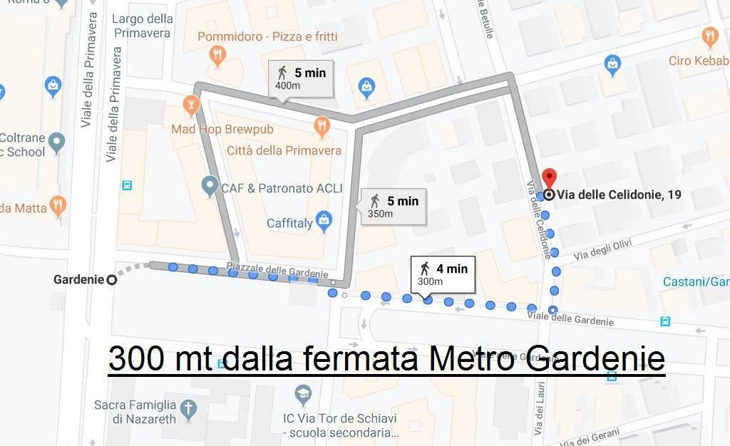 Distanza Metro