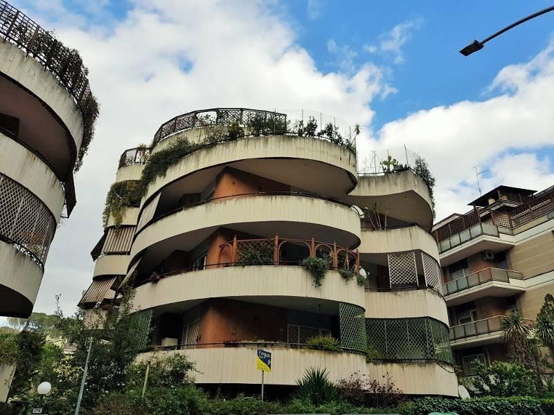 Appartamento, Cassia, Tomba Di Nerone, Olgiata, Roma, da ristrutturare