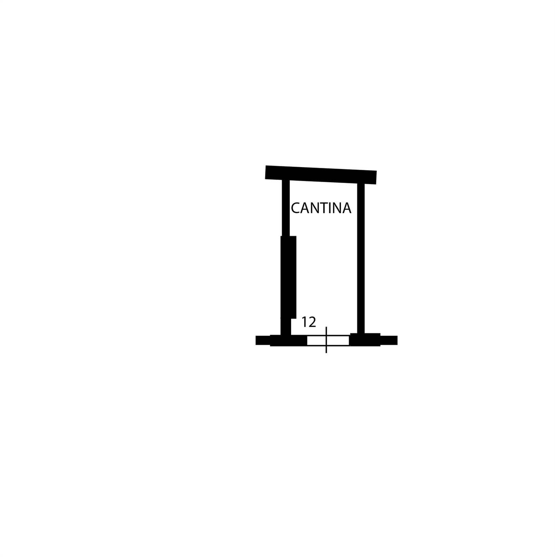 planimetria cantina